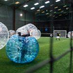 fun & sport laser activité bubble foot