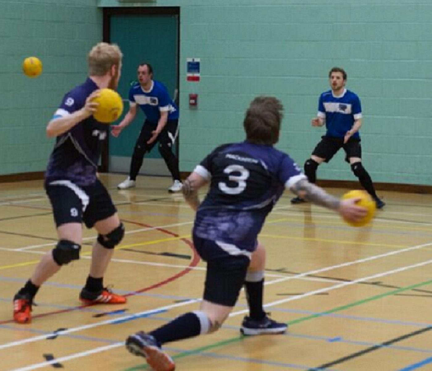fun & sports activité dodgeball
