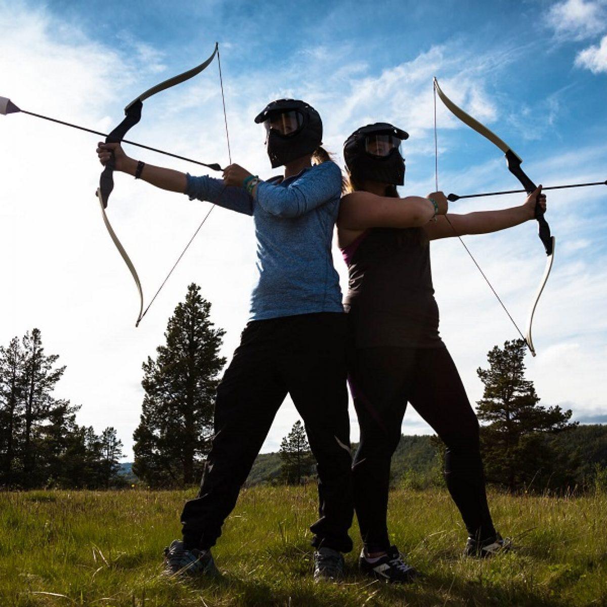 Fun et sports - Archery Battle Clermont Moulins Mâcon et Bourges
